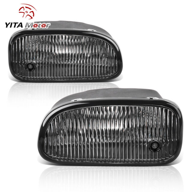 Yitamotor Fog Lights Lamps W  Bulbs For 1999