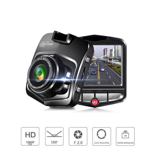 HD 1080P In Car DVR Camera Dash Cam Video Recorder Night Vision G sensor 32G