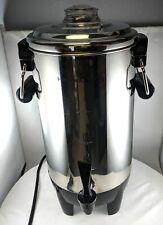 Homecraft Cu30ss Quick Brewing 1000 Watt Automatic Coffee Urn 30 Cup