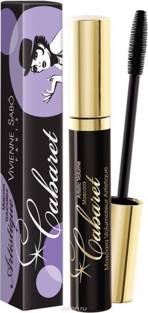 vivienne sabo  Buy Vivienne Sabo Cabaret Black Mascara With Stage Effect Volume ...