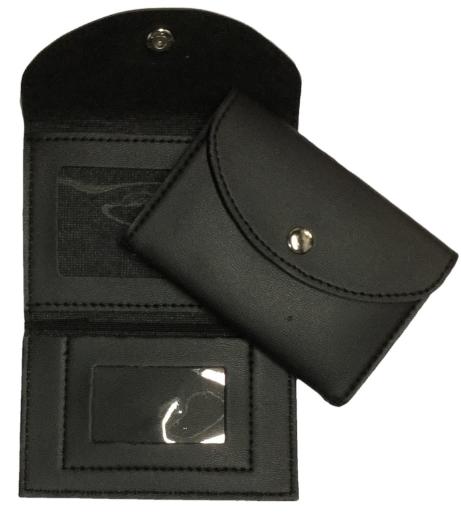 1 x Leatherette Membership Club Wallet Black CIU Card Holder