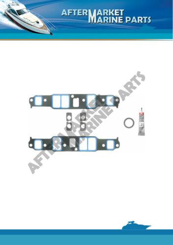 Mercruiser Omc Dichtung Ansaugstutzen 4.3 V6 Rplcs Volvo Penta 27-11977