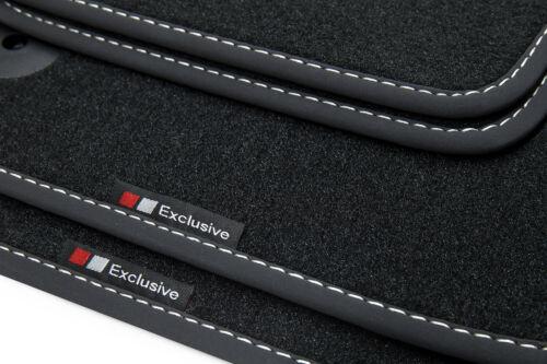 Exclusive-line Design tapices para skoda superb 3 III año 2015