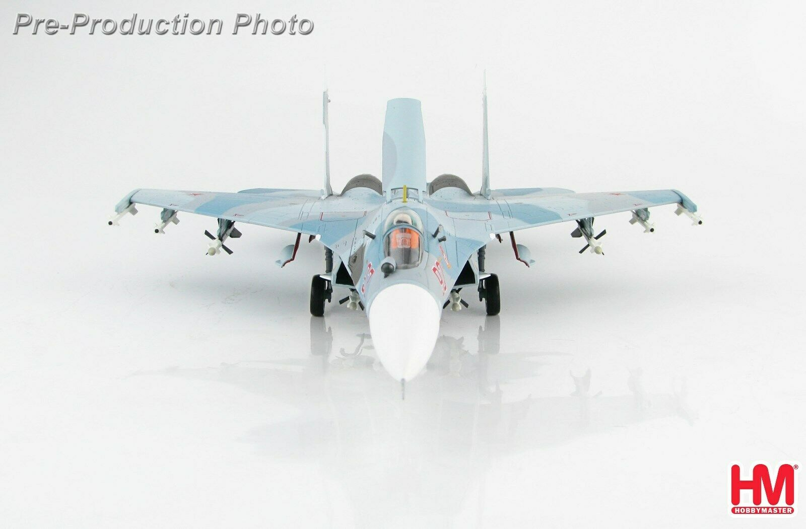 Hobby Master HA6006, Su-27 Flanker B rosso 93, Russian Navy Baltic Fleet, June 201