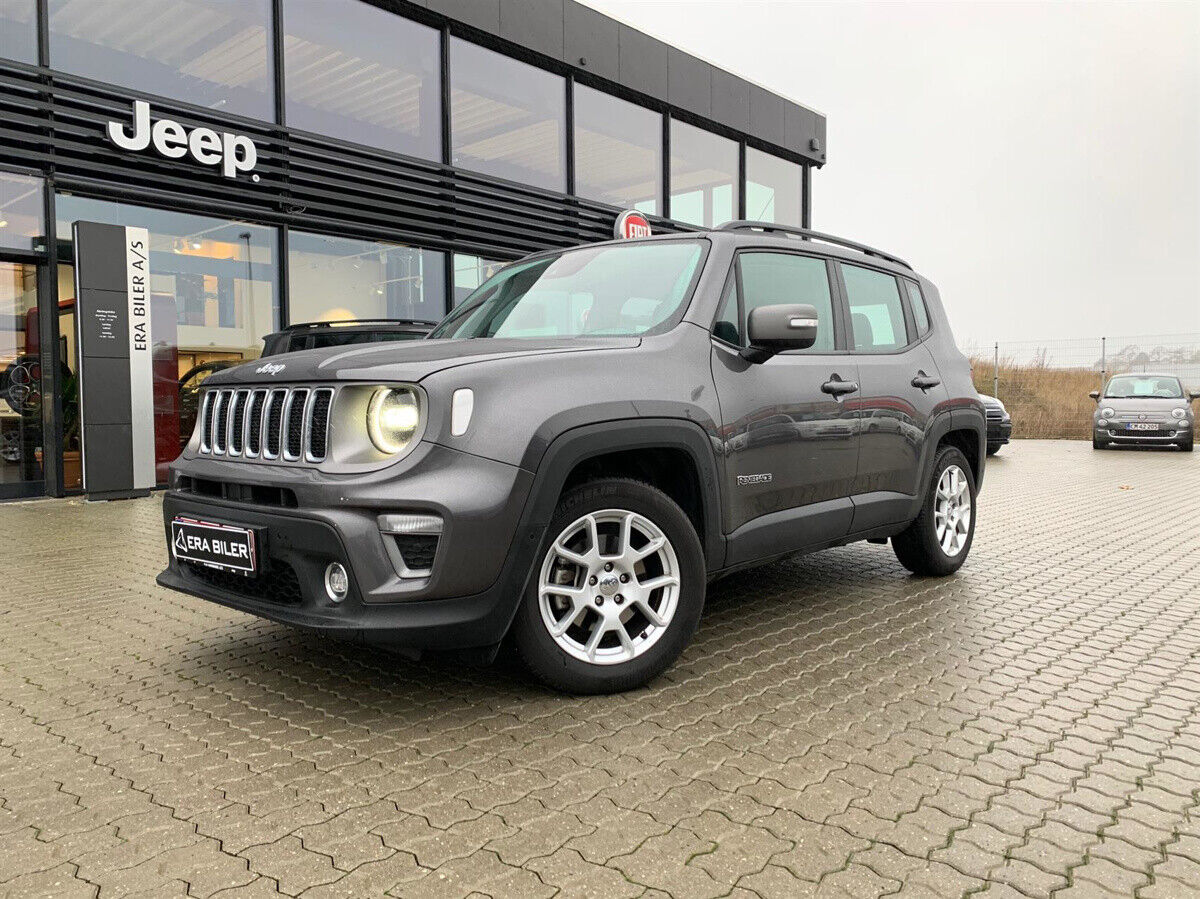 Jeep Renegade 1,0 T 120 Limited First Edition 5d