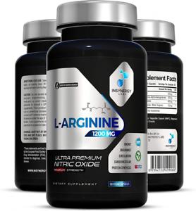 Ultra Premium Nitric Oxide Supplement 1200mg | Highest Strength L Arginine...