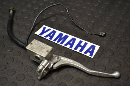 YAMAHA FRONT BRAKE MASTER CYLINDER w// LEVER BANSHEE WARRIOR Raptor 660 350 700