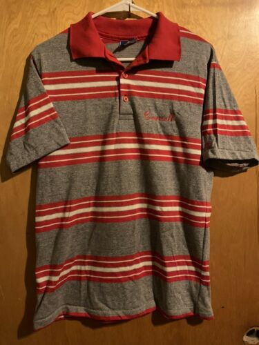 Vintage Champion Cornell University Polo Made In U