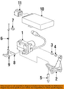 Remarkable Porsche Oem 96 98 911 3 6L H6 Cruise Control System Actuator Rod Wiring Database Aboleterrageneticorg