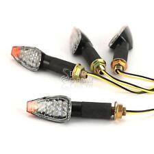 4pcs LED Turn Signals Blinker Lights For Honda VTX 1300 1800 C R S RETRO Cruiser