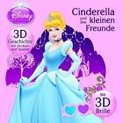 Cinderella und ihre kleinen Freunde (3D) von Walt Disney (2008, Gebunden)