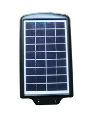 6W Solar Street light all-in-one solar led yard light Outdoor lamp auto work