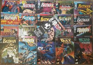 DC-COMICS-BATMAN-KNIGHTFALL-STORYLINE-1993-21-COMICS