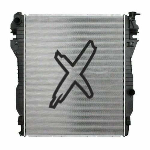 XDP X-Tra Cool Direct Fit Replacement Radiator 2010-12 Dodge 6.7L Cummins Diesel