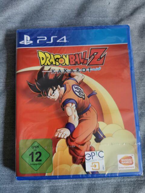 Dragon Ball Z: Kakarot (Sony PlayStation 4 / PS4) *NEU OVP*