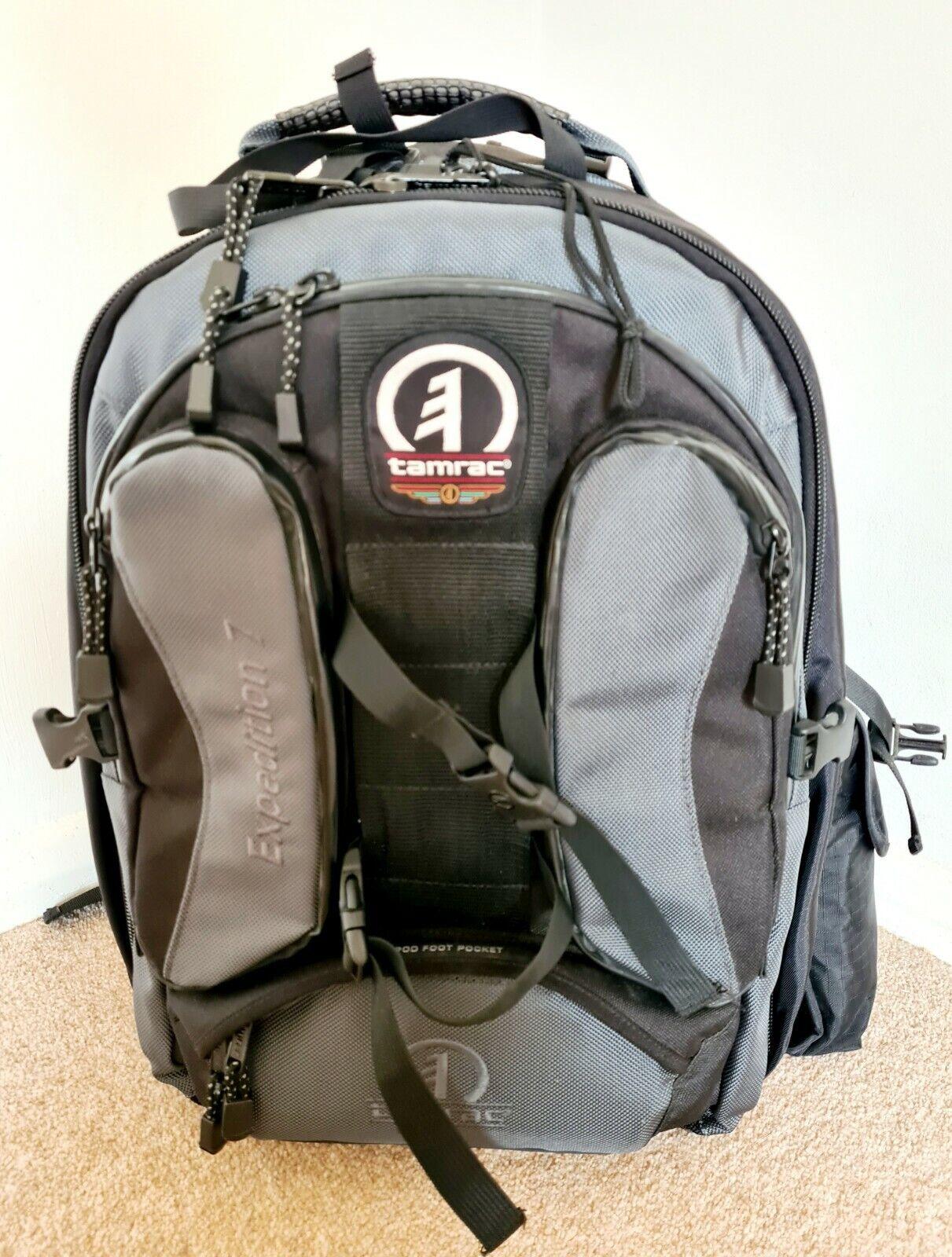 Tamrac Expedition 7 Camera Backpack, Rucksack, Bag - Used