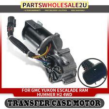 Transfer Case Shift Motor For Chevy Silverado 1500 Sierra Ram 1500 Yukon 600 908