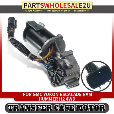 NEW Dorman 600-908 Transfer Case Motor Chevy GMC 1500 Cadillac Escalade Ram 4WD