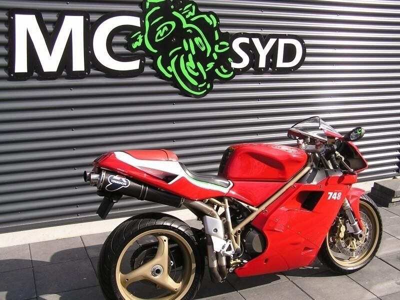 Ducati, 748, ccm 748