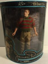 """James Dean """"City Streets"""" Mattel Collectors Edition 1994 [NEW IN BOX #07453]"""