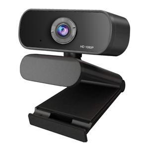 Webcam PC Full HD 1080 con Microfono integrato per Live Stream