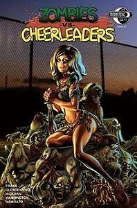 2011 Moonstone Zombies VS Cheerleaders Comic Book #4   eBay