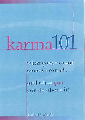 Karma 101, Joshua Mack, Used; Good Book