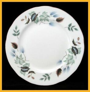 6-x-Colclough-Linden-6-1-4-Inch-Tea-Side-Plates