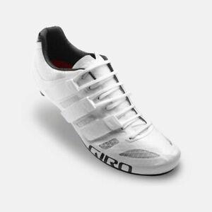 Giro Prolight Techlace Road Cycling Shoe - White