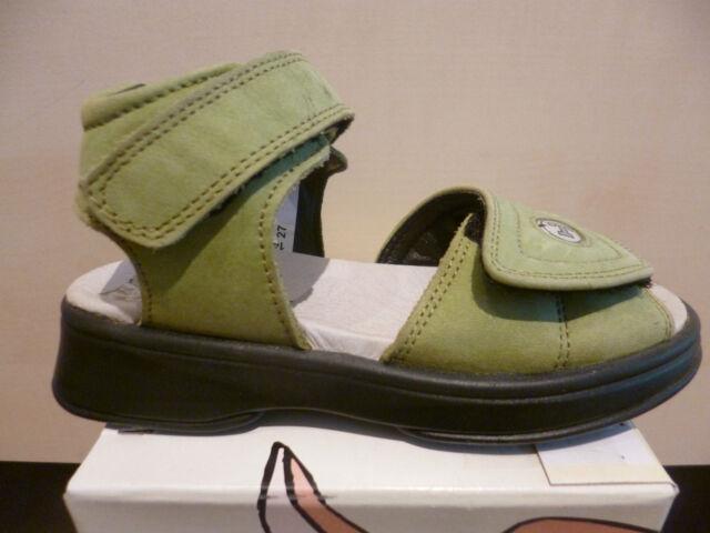 trettal fille sandalettes vert, NEUF