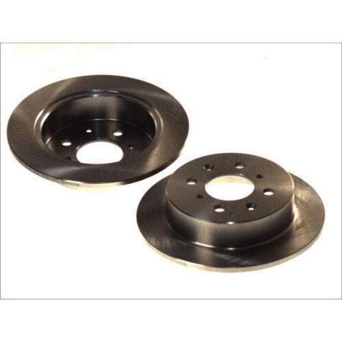 2 Stück FERODO DDF1358 Bremsscheiben