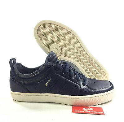 Asistencia rotación Negociar  New adidas Originals AR-D1 adiRise Low New Navy Blue Chalk White G56003  Shoes | eBay