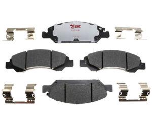 Disc Brake Pad Set-Element3; Hybrid Technology Front Raybestos EHT948AH