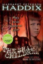 The Shadow Children: Among the Hidden; Among the Impostors, Haddix, Margaret Pet