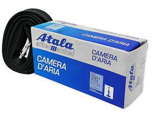 Camera d/'Aria 26x1 3//8 per Bicicletta Bici OLANDA City Byte Valvola Regina Epoca