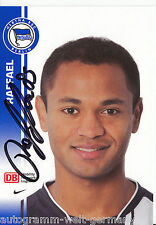 Rafael Hertha BSC Berlin 2007-08 TOP AK +A42118