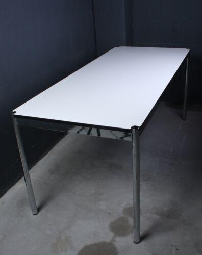 USM Haller écriture Table Conférence Perlgrau sait beaucoup de dimensions 75 100 150 175 200