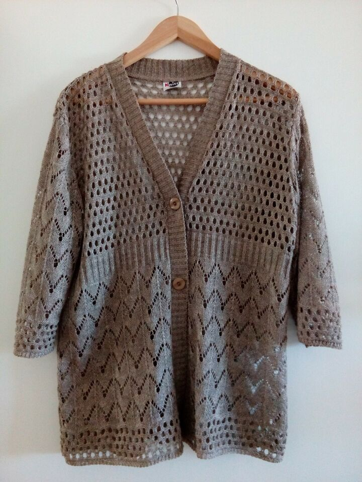 Cardigan, Knitt, str. 48