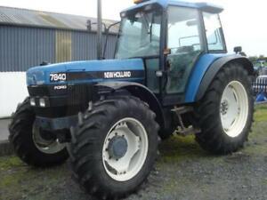 New-Holland-40-Series-All-Models-Tractors-Service-Workshop-Manual