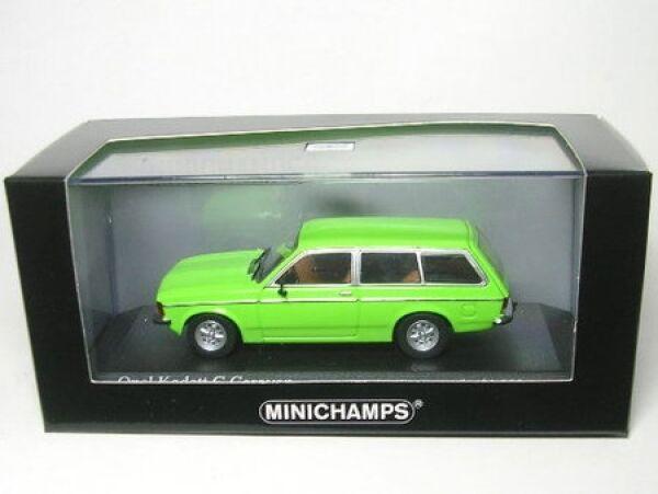 OPEL Kadett C Caravan (vert) 1978