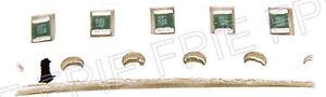 Lot-of-5-68-Ohm-1-8W-5-0805-SMD-Resistor-Yageo-9C08052A68R0JLHFT