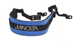 Kood Neoprene Comfort Strap for Minolta Cameras Weight Reducing Camera Strap