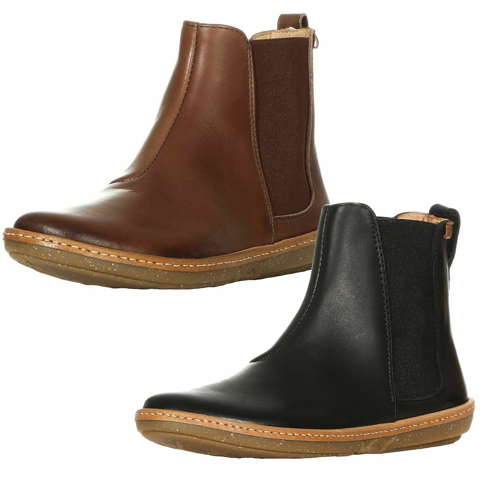Damen Schuhe Chelsea Stiefel Stiefeletten Damenschuhe Stiefel El Naturalista 5310