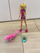 Mattel Barbie FBD82 Magie der Delfine Abenteuerboot