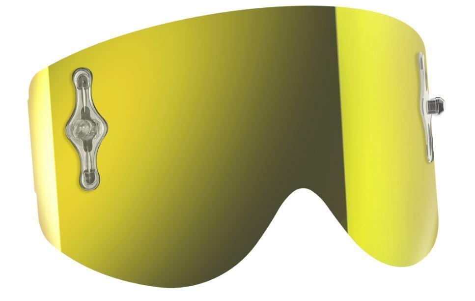 ORIGINAL Scott  80 SERIES Recoil XI recambio yellow cromo Gafas Desprendibles  high-quality merchandise and convenient, honest service