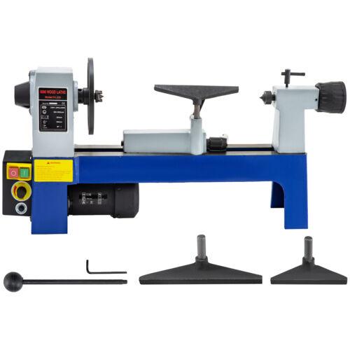 Drechselbank Holz Drechselmaschine 1//3PS Drehmaschine 500-3200 U min