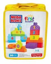MEGA BLOCKS / DLH85 / Bausteine 1-2-3 Zählspaß