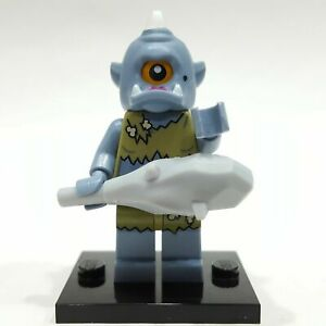 Genuine-LEGO-Lady-cyclope-FIGURINE-Occasion-Serie-13-COL209