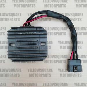 Regolatore raddrizzatore Regulator compatibile con Suzuki GSXR 600 750 1000 2001-2005 1999-2007 GSX 1300 R
