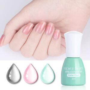 Image is loading 6ml-Opal-Crystal-Jelly-UV-Gel-Nail-Polish-
